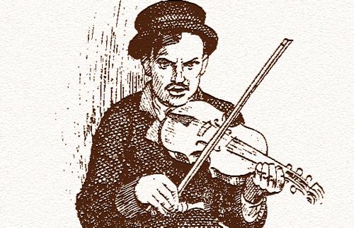 Dawne instrumenty kurpiowskie.